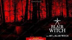 《布莱尔女巫》游戏概念设计原画设定资料集CG