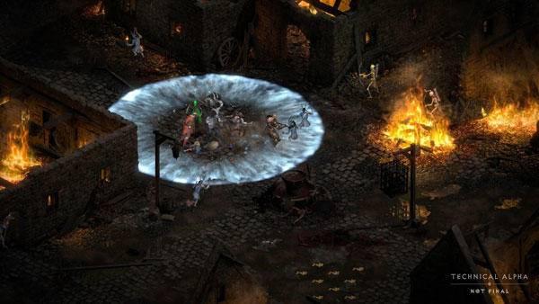 《暗黑破坏神2:重制版》游戏截图