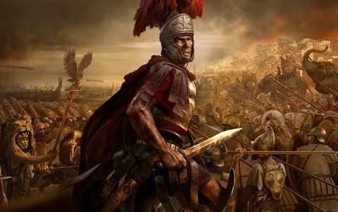 罗马 全面战争