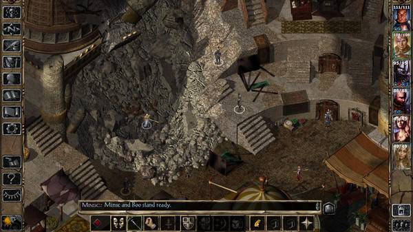 Baldurs Gate II