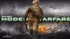 使命召唤6现代战争2 Call of Duty: Modern Warfare 2一键解压破解版下载