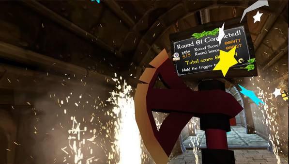 扔斧头VR(Axe Throw VR)