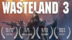 废土3 Wasteland 3容量38GB|内置3DM1.0简中汉化破解版下载